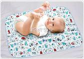 嬰兒尿墊 新生嬰兒防水透氣三合一尿墊寶寶防滑防漏隔尿床墊 珍妮寶貝