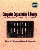 二手書博民逛書店《Computer Organization and Design: The Hardware/software Interface》 R2Y ISBN:155860491X