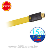 WIREWORLD Chroma 7 HDMI  傳輸線 15m - 全新HDMI 2.0 版