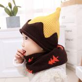 店長推薦秋冬季男嬰兒針織帽6-12個月護耳兒童毛線帽1一2歲女寶寶帽子冬天