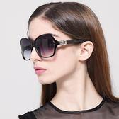 【TT】墨鏡女 明星優雅新款太陽鏡眼鏡複古圓臉女士韓版個性網紅太陽鏡