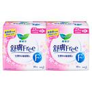 ★日本創新零水氣浮點棉層,減少生理期間敏感與不適★無摩擦空氣感,釋放悶與不適