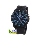 [美國直購 ShopUSA] 手錶 Luminox Colormark Chronograph Blue and Black Silicone Mens Watch 3083 $11217