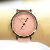羅馬暗紋清新手錶[W266]