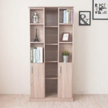 Hopma 都會雙排活動書櫃