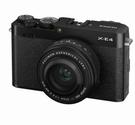 FUJIFILM X-E4+XF 27mm II 單鏡組 單眼相機 黑/銀色 (公司貨) XE4 FUJI 晶豪泰 實體店面 台南高雄