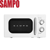 SAMPO 聲寶 20L轉盤機械式微波爐 RE-J020TR***免運費***