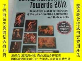 二手書博民逛書店Entrepreneuring罕見Towards 2010 :A