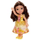 迪士尼 美女與野獸 公主娃娃貝兒