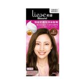 莉婕頂級奶霜泡沫染髮劑 #6深濃棕色【寶雅】莉婕 泡泡染 新品