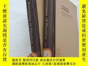 二手書博民逛書店principles罕見of physicsY12498