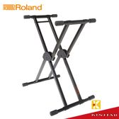 金聲樂器】ROLAND KS-20X 琴架 Keyboard Stand鍵盤架 X型 雙管