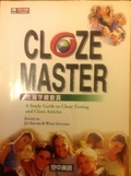 博民逛二手書《克漏字總動員 = Cloze master : a study g