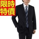 男韓版西裝套裝休閒-必備優質復古別緻成套男西服2色54o4【巴黎精品】