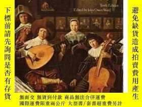二手書博民逛書店The罕見Oxford Companion To Music (oxford Reference)Y36415