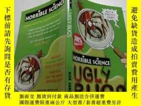 二手書博民逛書店UGLY罕見BUGS(醜陋的蟲子)外文版Y200392 NICK