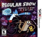 3DS Regular Show: Mordecai and Rigby in 8-bit Land 正規顯示:莫迪凱和里格比的8位元國度(美版代購)