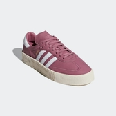ISNEAKERS Adidas ORIGINALS Sambarose 女鞋 增高 愛迪達玫瑰粉 B28161