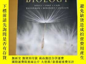 二手書博民逛書店Campbell罕見biology(C)Y9766 Jane B.Reece Pearson Educatio