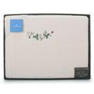 WEDGWOOD繽紛田園野莓雪綿蓋毯禮盒(粉)084621-1