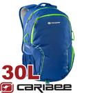 【Caribee 澳洲 TUCSON 30L背包 藍 】 CB- 63602/後背包/旅行/背包
