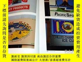 二手書博民逛書店Signboard罕見of America book billboard ads, advertising, vi