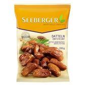 SEEBERGER 喜德堡 天然去籽椰棗(200g)