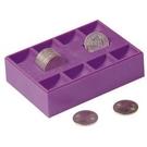 《享亮商城》JC-810 拾元錢幣盤  巨倫