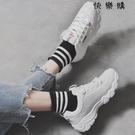 快樂購 運動鞋女老爹鞋...