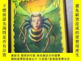 二手書博民逛書店Why罕見I m Afraid Of BeesY19725 R.L. Stine Scholastic ISB