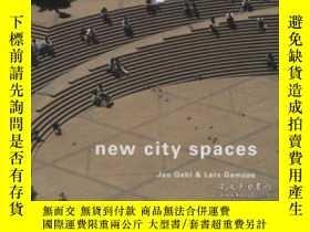 二手書博民逛書店New罕見City Spaces, Strategies And ProjectsY364682 Jan Ge