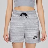 Nike Nsw AV15 Short KNT 女子 運動 休閒 棉質 短褲 837457-100