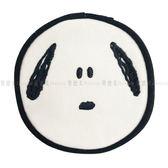 【KP】史努比 大臉零錢包 SNOOPY 首飾包 收納包 正版日本進口 4935124461740