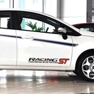 FORD ST RACING 車身貼紙 ...