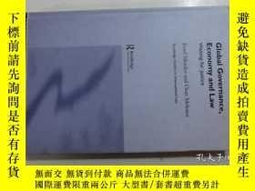 二手書博民逛書店Global罕見Governance,Economy and L