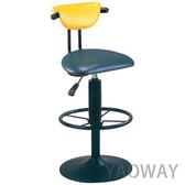 【耀偉】氣壓高吧椅E582-餐椅/會客椅/洽談椅/工作椅/吧檯椅/造型椅/高腳椅/