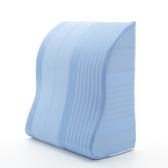 【1/3 A LIFE】多功能美腿神器抬腿枕/靠墊藍色