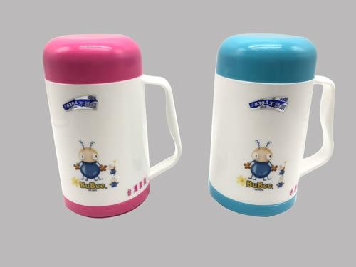【好市吉居家生活】寶石牌 小蟻布比 Y-121S 寶石不銹鋼保溫保冰冷杯 0.6L 保溫杯 茶杯