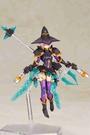 KOTOBUKIYA壽屋 女神裝置 第8.1彈 Chaos & Pretty 魔女 Darkness 組裝模型