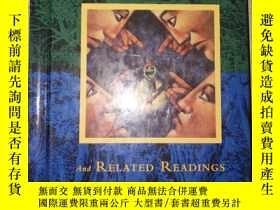 二手書博民逛書店LITERATURE罕見CONNECTIONS :THE CRU
