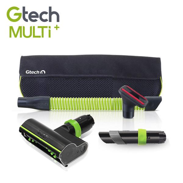 英國 Gtech 小綠 Multi Plus 原廠電動滾刷除蟎吸頭套件組