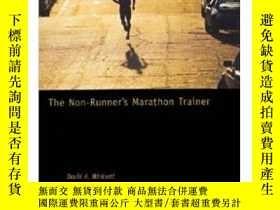 二手書博民逛書店The罕見Non-Runner s Marathon TrainerY428012 David、Forrest