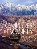 二手書博民逛書店《Computers in Society: Privacy, Ethics, and the Internet》 R2Y ISBN:0131406604