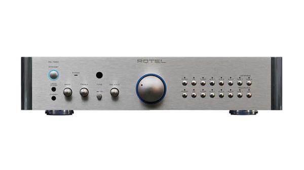 《名展影音》ROTEL  RC-1580 S/B Mkll 前級擴大機 Stereo PRE-AMPLIFIER