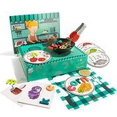 芬蘭 Top Bright 字母ABC遊戲廚房 桌遊 益智遊戲