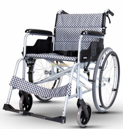 輪椅 康揚SM-150.2 輕量化鋁合金輪椅