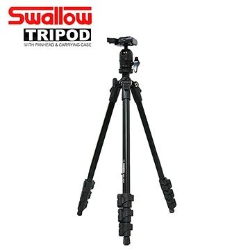 Swallow WF-420 球型雲台鋁合金四節式腳架 【公司貨】