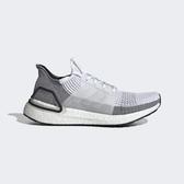 ADIDAS ULTRABOOST 19 W [B75880] 女鞋 運動 慢跑 休閒 舒適 健身 輕量 愛迪達 灰白