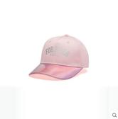 巴拉巴拉寶寶帽子春季新款兒童帽子女童公主帽時尚甜美棒球帽休閒  (pink Q 時尚女裝)