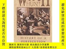 二手書博民逛書店Witch罕見Hunt History of Persecuti